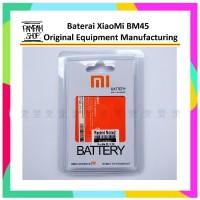 RD Baterai Handphone XiaoMi BM45 Redmi Note 2 Note 2 Prime Batre Batra
