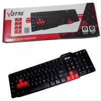 c9a9f3ad6af Votre KB-2308 - KB2308 Keyboard USB Standard di lapak kami