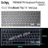 Keyboard Protector ASUS TP412UA - DrSkin PREMIUM TPU BLACK