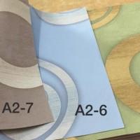 Wallpaper Dinding Motif Bulatan Polkadot 3D