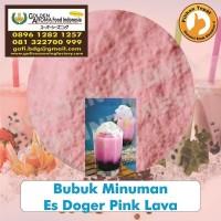 Bubuk Minuman Es Doger 0896-1282-1257 Bubuk Pink Lava Drinking Powder