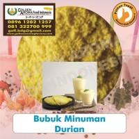 Bubuk Minuman Durian 0896-1282-1257 Bubuk Kingfruit Drinking Powder