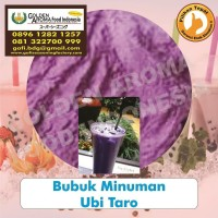 Bubuk Minuman Taro 0896-1282-1257 Bubuk Ubi Taro Drinking Powder