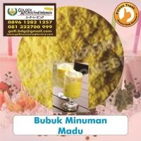 Bubuk Minuman Madu 0896-1282-1257 Bubuk Honey Drinking Powder