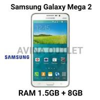 SAMSUNG GALAXY MEGA 2 SM-G750H - RESMI