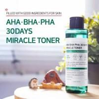 Toner Some By Mi 30 days Miracle 150ml/ Toner Ahabhapha Original Korea