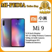 Xiaomi Mi 9 [8/128] Ram 8Gb Internal 128Gb Garansi Distributor