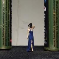 miniature figure skala 1/87 railroad ho minifigure photography