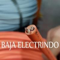 Kabel Tahan panas / api FRC 2X2,5MM Fire Resistant Cable metal meteran