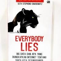 Everybody Lies: Big Data dan Apa yang Diungkapkan Internet