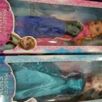 ONSALE barbie frozen
