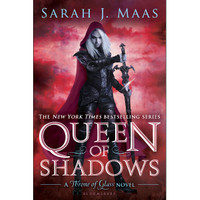 Queen of Shadows: Throne of Glass #4 by Sarah J. Maas - ebook kindle