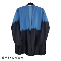 Outer BlueBlack - Emikoawa / Cardigan / Souvenir / Berkualitas