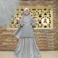 Best Baju Busana Muslim Wanita Gamis Syari Pesta Anak Rafania Maxm