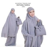 New Mukena Dewasa Rayon Travelling Mutiara Tazkia - Pink darma