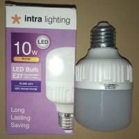 Lampu bulb Capsule LED 10 Watt
