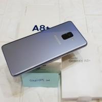 HP Samsung Galaxy A8 Plus A8+ 2018 2nd Ex Resmi SEIN Fullset OEM