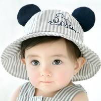 Harga new trend topi bayi laki laki perempuan lucu dengan telinga   antitipu.com