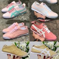 Onitsuka Tyger size 36 - 40 sepatu wanita sneakers slip on kuning navy