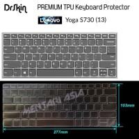 Keyboard Protector Lenovo YOGA S730-13 - DrSkin PREMIUM TPU Clear