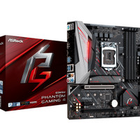 ASRock B365M PHANTOM GAMING 4 (Socket 1151 Gen 9, Gen 8Coffee Lake)