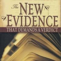 The New Evidence That Demands A Verdict. Josh McDowell. Apologetika