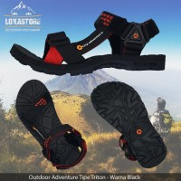 Sandal Gunung Outdoor Pro - Original - Sandal Hiking - Sandal Tracking