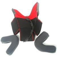 Busa Helm INK T1 Fullset Kancing Besi Plastik