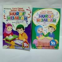 Buku Anak,Belajar Mengenal Menulis Huruf Hijaiyah