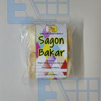 """Sagon Bakar """" Cap Warung """" 140 gram Snack Makanan Ringan"""