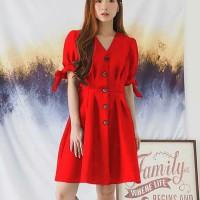 DRESS MONALISA-fashion online-dress casual-kancing-modis-murah-SF