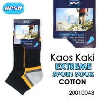 Kaos kaki extreme sport sock cotton