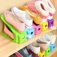 Shoes Organizer - Rak Penyimpan Sepatu Susun