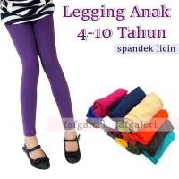 Legging Anak Spandek Balon Licin Good Quality Grosir FL-1893-NP