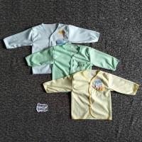 Baju Bayi Tangan Panjang Polos Newborn Arimbi Bulan FL-3556-NP