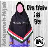 Jilbab PALESTINA SISI HIJAB SEGI EMPAT KERUDUNG FL-0295-NP