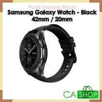 Samsung Galaxy Watch 42mm Gear S4 RM-R810 - Midnight Black - Baru NEW
