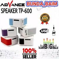 SPEAKER AL-QUR'AN TP-600 ORIGINAL / SPEAKER MUROTAL ADVANCE TP600