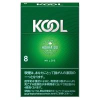Rokok Kool Hokkaido Mint Mild 8