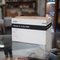Sigma 105mm f/1.4 DG HSM For Canon - NEW !!!