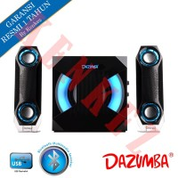 Dazumba DW366N Bluetooth Speaker 2.1 with USB Reader