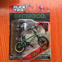 High quality Finger BMX Bike toys with mini alloy Flick Trix