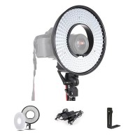 LED RING LIGHT DVR-300D FALCON EYE