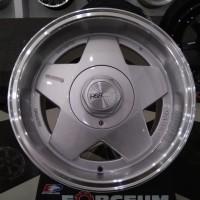 Velg Mobil Murah AACHEN 5076 HSR Ring 15 Untuk Mobil Nissan Livina