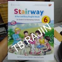 BUKU BAHASA INGGRIS STAIRWAY KELAS 6 SD start way