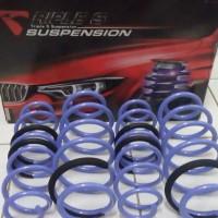 Per Lowering Spring Ceper Triple S Honda CRV Turbo '18+