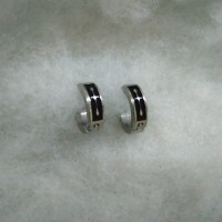 Anting Tusuk Stainless Steel Cross 2Color