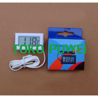 Upgrade Digital Meter Termometer Freezer Thermometer Sensor Kabel AB27