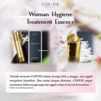 COS-VIE NATURAL WOMEN HYGIENE TREATMENT ESSENCE ORIGINAL NASA