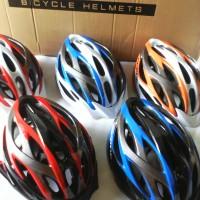 Helm Sepeda Avand dgn lampu dibgn belakang